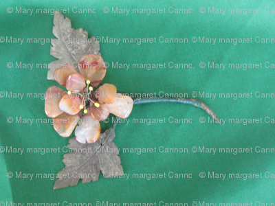IMG_9828 -- Antique #11 Carved Jade Flowers