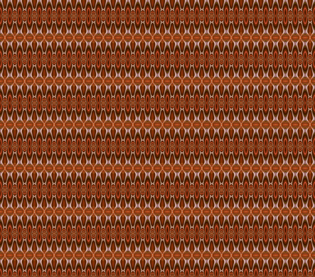 Tiny Designy-- Brown fabric by winter on Spoonflower - custom fabric