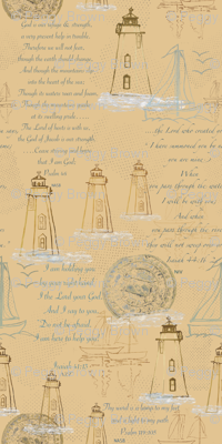 Lighthouses, Sailboats and Hope