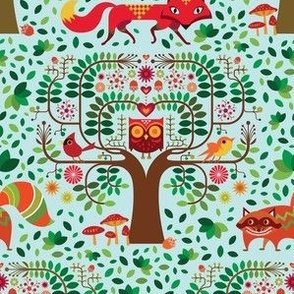 Birch Woodland Friends