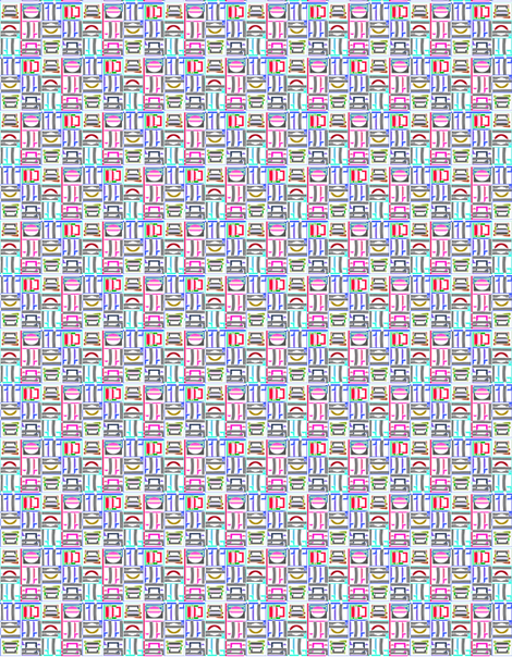 0-plaid_200_jpg fabric by soobloo on Spoonflower - custom fabric