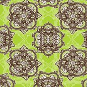 Brown-and-green-repeating-flower_shop_thumb