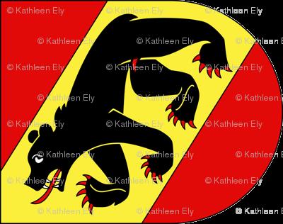 Canton Bern Coat of Arms
