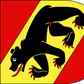 Canton Bern Coat of Arms