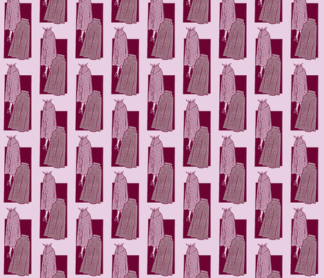 Vintage skirt pattern fabric by nalo_hopkinson on Spoonflower - custom fabric
