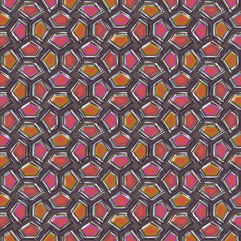 Seraglio fabric by ormolu on Spoonflower - custom fabric