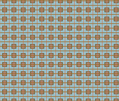 Plaid 1 fabric by jadegordon on Spoonflower - custom fabric