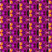 Purple Pasque Duo Stripe
