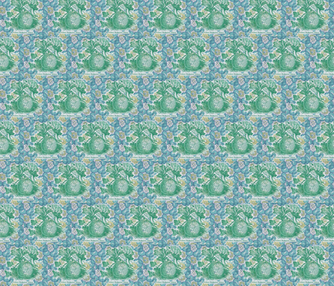 granny_melon fabric by zega on Spoonflower - custom fabric