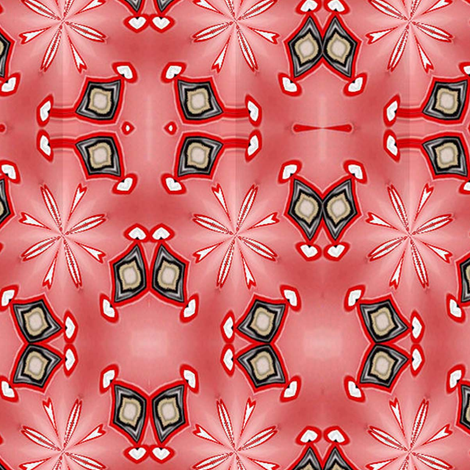 Hello_Strawberry fabric by maria_t on Spoonflower - custom fabric