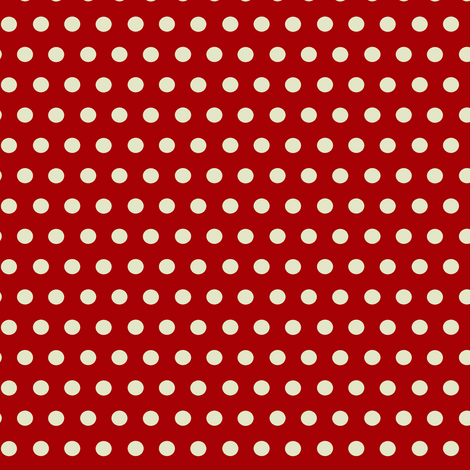 perfect polka tiny fabric by scrummy on Spoonflower - custom fabric
