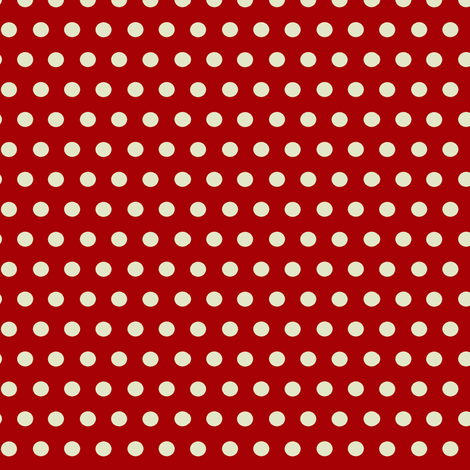 perfect polka fabric by scrummy on Spoonflower - custom fabric