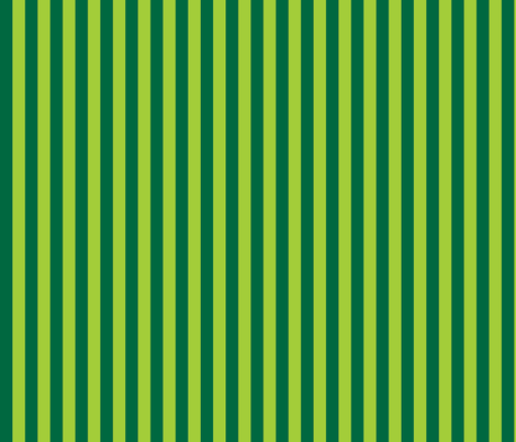 Stripedy HOOT! ~ Green