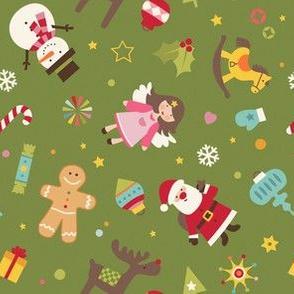 Christmas pattern