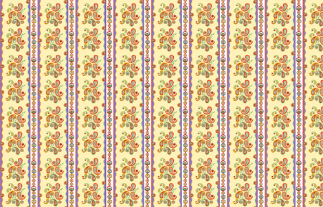 0-paisley_5_xy stripe fabric by soobloo on Spoonflower - custom fabric