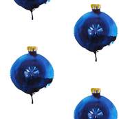 "C'EST LA VIVâ""¢ Deck the Halls Collection_blue"