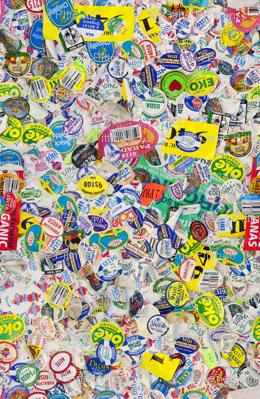 PLU Stickers