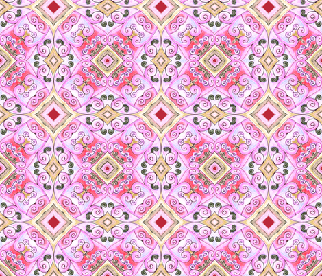 Anice fabric by captiveinflorida on Spoonflower - custom fabric