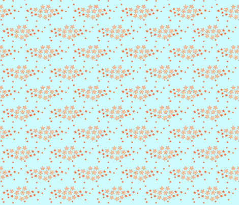 scattered fabric by katherinecodega on Spoonflower - custom fabric