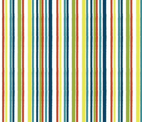 stripies fabric by heatherrothstyle on Spoonflower - custom fabric