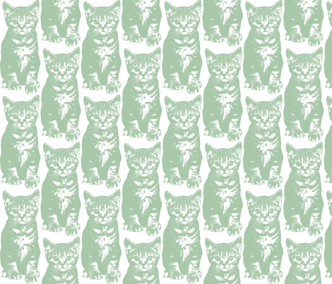 Holly  fabric by hauteideas on Spoonflower - custom fabric