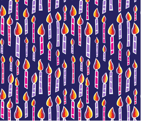 Light O' Mine fabric by dynasty_b on Spoonflower - custom fabric