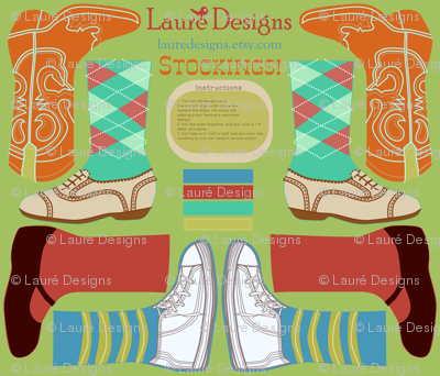 Shoe Stockings