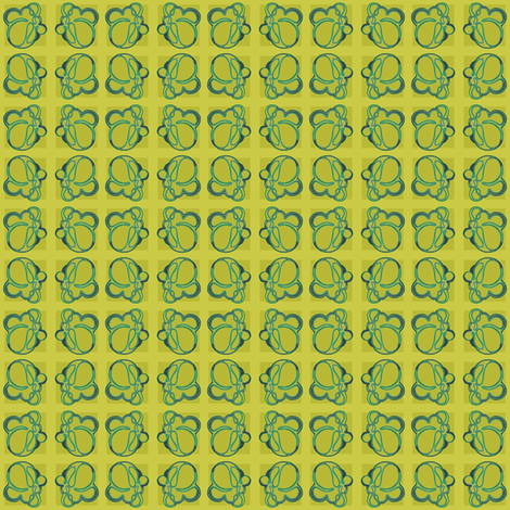 green_abstract_blob fabric by q_bot on Spoonflower - custom fabric