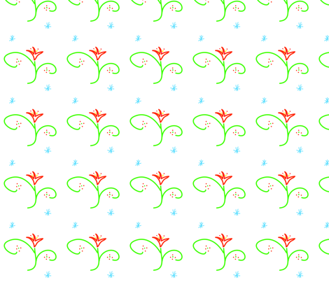 christmas_stocking-ed fabric by viersen on Spoonflower - custom fabric