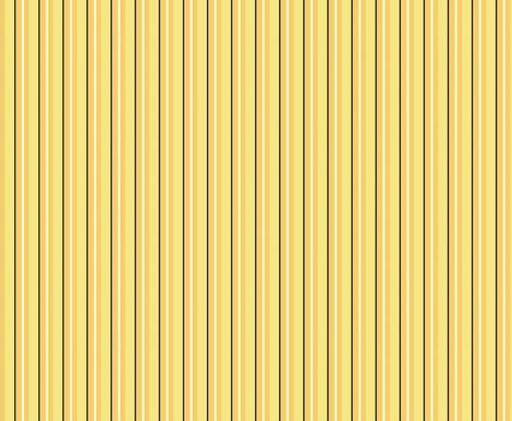 Bee Stripe fabric by nightgarden on Spoonflower - custom fabric