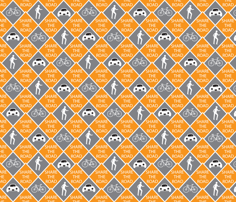 Diamond Share_GG fabric by deesignor on Spoonflower - custom fabric