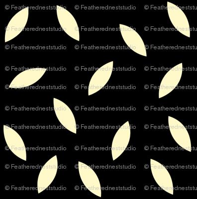 cream_leaf_on_black