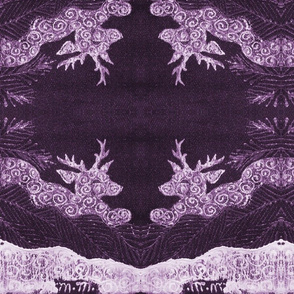 deer_purple