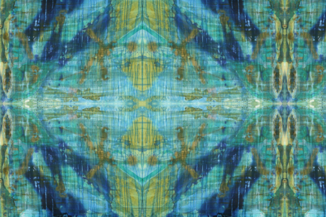 Underwater fabric by kathleenkaller on Spoonflower - custom fabric