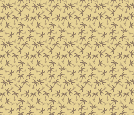 Copacabana fabric by siya on Spoonflower - custom fabric