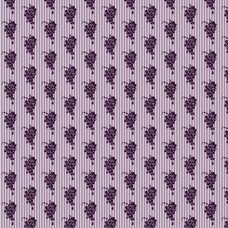 Grapes fabric by siya on Spoonflower - custom fabric