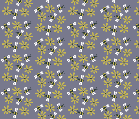 busy fabric by antoniamanda on Spoonflower - custom fabric