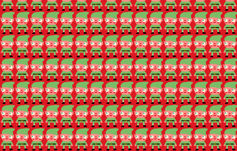 elf fabric by heidikenney on Spoonflower - custom fabric