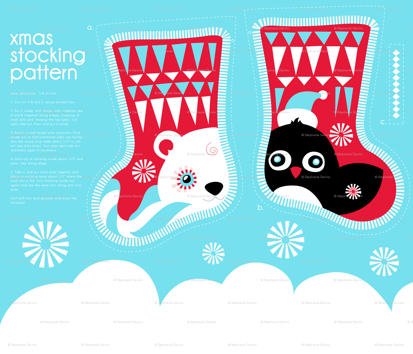 design a christmas stocking - Christmas Stocking Design Ideas