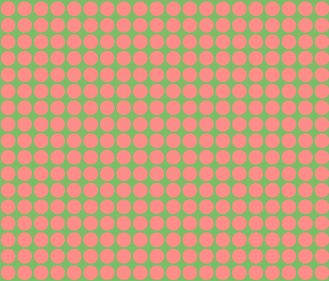 polka dots fabric by heidikenney on Spoonflower - custom fabric