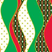 Twisted Stocking - Jingle