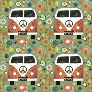 peace camper small