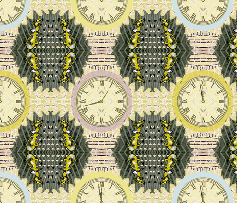 Time To Foxtrot fabric by patternbase on Spoonflower - custom fabric