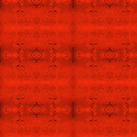Orange Rain fabric by angelgreen on Spoonflower - custom fabric