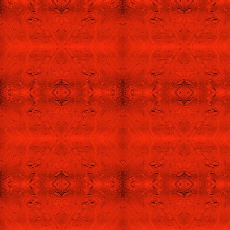 Orange Rain fabric by angelgreen on Spoonflower - custom fabric