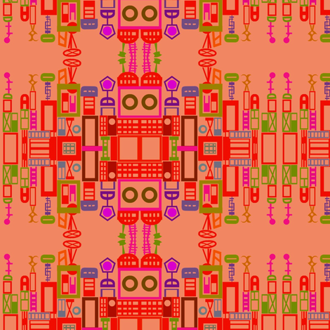 Jaipur fabric by boris_thumbkin on Spoonflower - custom fabric