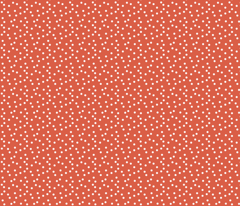Christmas Dots - Red