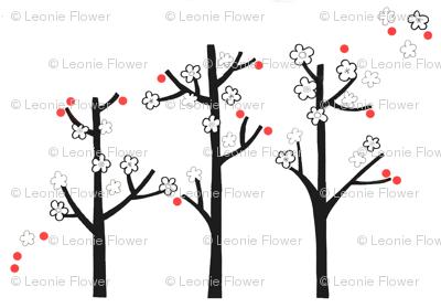 cherry blossom large