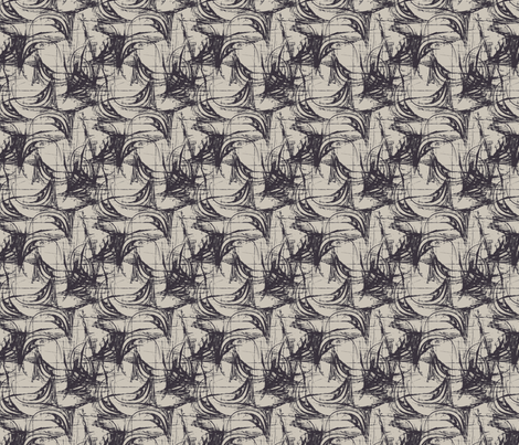 Turbulence Muted fabric by ormolu on Spoonflower - custom fabric
