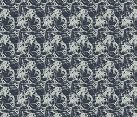 Turbulence Reversed fabric by ormolu on Spoonflower - custom fabric